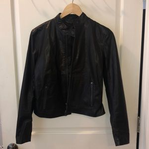 ATM (real) leather jacket